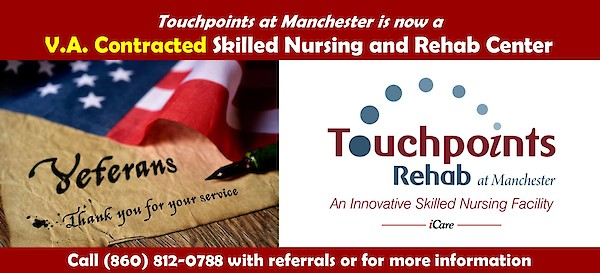 Touchpoints At Manchester Is Now Contracted With The Veterans Administration As A Provider Of Skilled Nursing And Long Term Care