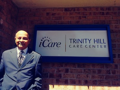 Trinity Hill Care Center, iCare Health Network, Rev. Guillermo Garcia, Volunteer of the Year, Connecticut Association of Health Care Facilities